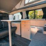 Aktiv 2 Camper Ausbau für Mercedes Vito V-Klasse zum nachrüsten