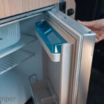 Aktiv 2 Camper Ausbau für Mercedes Vito V-Klasse zum nachrüsten Kühlschrank