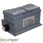 Zweitbatterie Halter für Vito V-Klasse Viano Halter