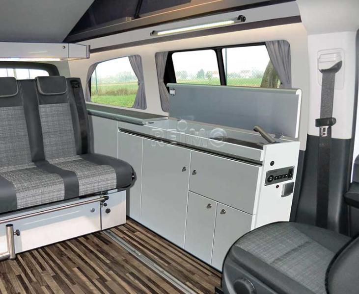 Möbelsatz CityVan Reimo für Mercedes Vito