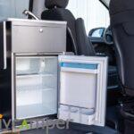 Herausnehmbarer Küchenblock Camper Mercedes Horizon und Activity V-Klasse